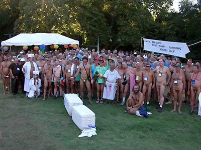 Genital Hospital Social Hour, West Coast Gathering 2012
