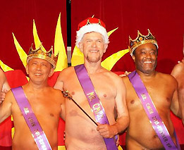Mr. CMEN 2015 Danny with Runners Up