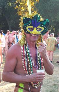 Mardi Gras Social Hour 2001