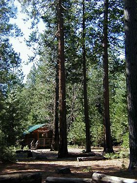 Retreat Center Cabins